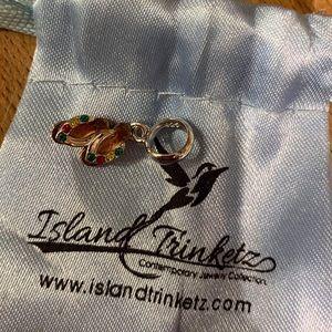 Jamaica Island Trinkets .925 Charm fits Pandora